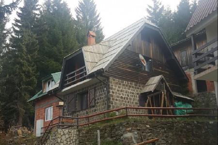 Planinska kuća Treska