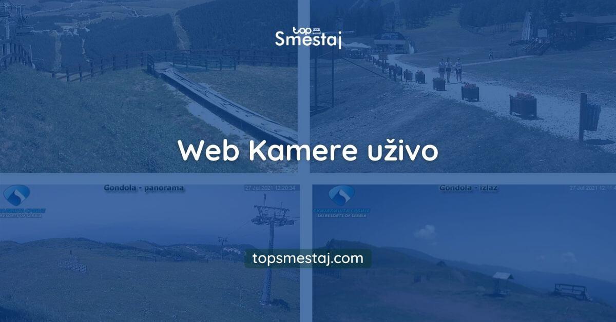 Web kamere uživo Srbija